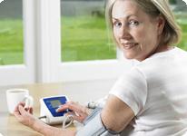 Měřte svůj krevní tlak