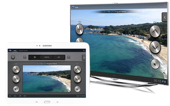Aktualizovaná aplikace Smart View propojuje váš televizor, zařízení a obsah