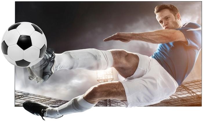 Podmanivé realistické zobrazení díky technologii Full HD 3D od společnosti Samsung