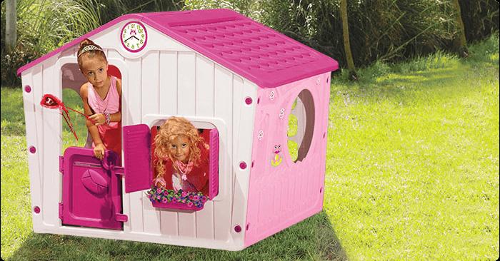 Dětský domeček pro holky