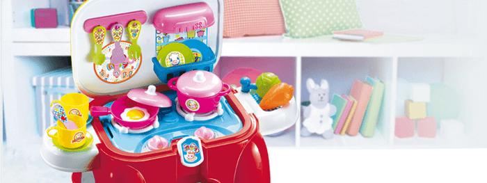 Dětská kuchyňka pro holky