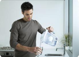 Filtrace vody je zdravá