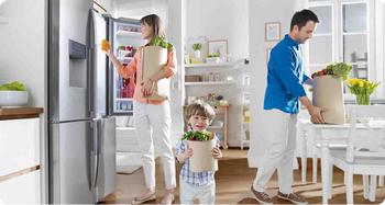 Americké chladničky za rozumnou cenu