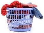 třídění prádla