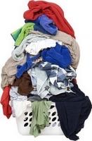 Množství prádla