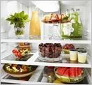 Uspořádání jídla v lednici