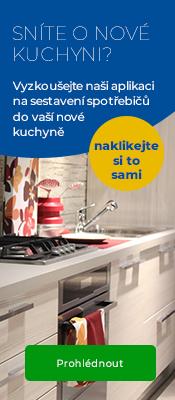 Sníte o nové kuchyni?