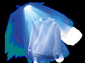Thumb uv světlo hygiene shield