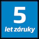 Product detail cz 5 let ikona modra
