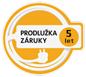 Product detail prodluzka 5 let