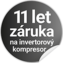Product detail cz ikona 11let invertorkompresor 125