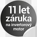 Product detail cz ikona 11let invertormotor 125